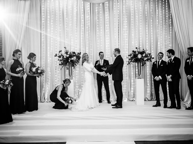 Drew and Michelle's Wedding in Chicago, Illinois 33