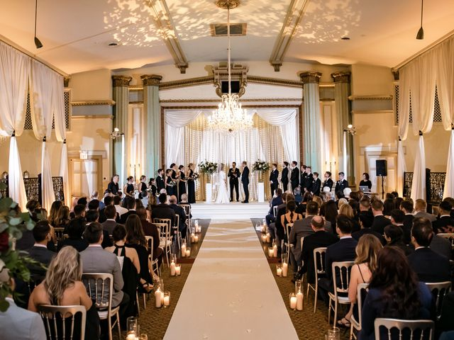 Drew and Michelle's Wedding in Chicago, Illinois 34