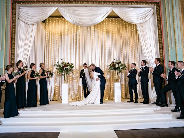 Drew and Michelle's Wedding in Chicago, Illinois 38