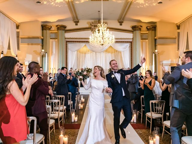 Drew and Michelle's Wedding in Chicago, Illinois 39