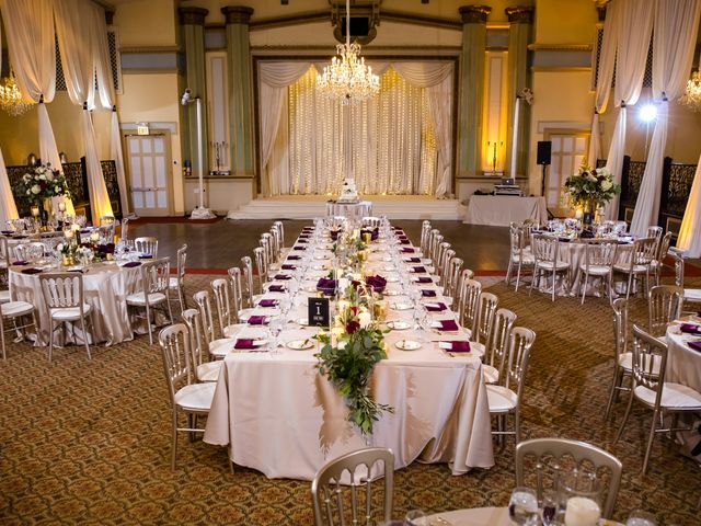 Drew and Michelle's Wedding in Chicago, Illinois 41