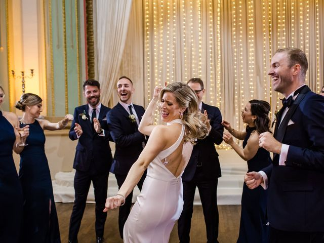 Drew and Michelle's Wedding in Chicago, Illinois 47