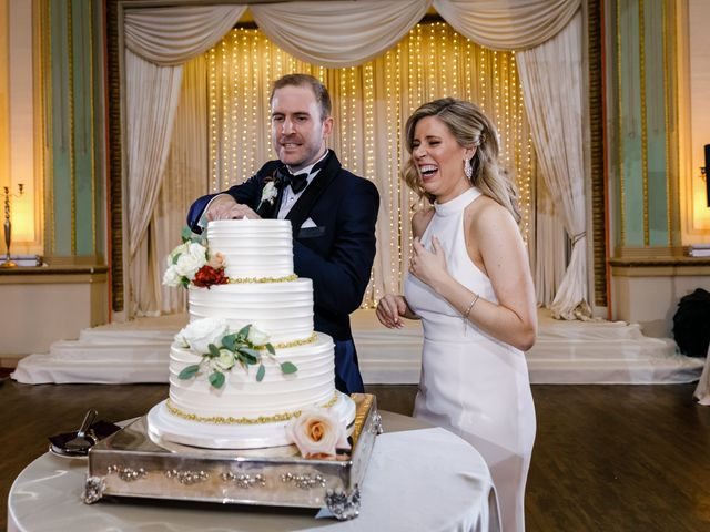 Drew and Michelle's Wedding in Chicago, Illinois 48
