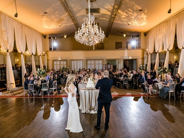 Drew and Michelle's Wedding in Chicago, Illinois 50