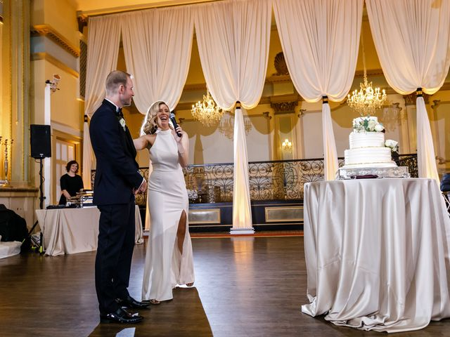 Drew and Michelle's Wedding in Chicago, Illinois 52