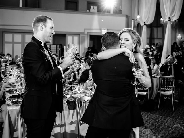Drew and Michelle's Wedding in Chicago, Illinois 53