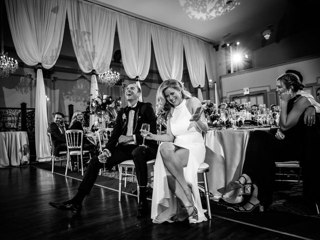Drew and Michelle's Wedding in Chicago, Illinois 55
