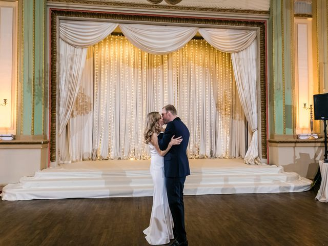Drew and Michelle's Wedding in Chicago, Illinois 57