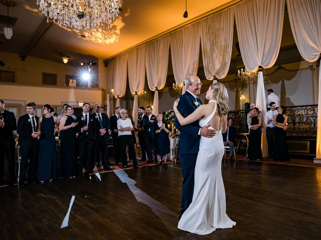 Drew and Michelle's Wedding in Chicago, Illinois 59