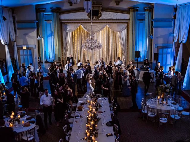 Drew and Michelle's Wedding in Chicago, Illinois 65