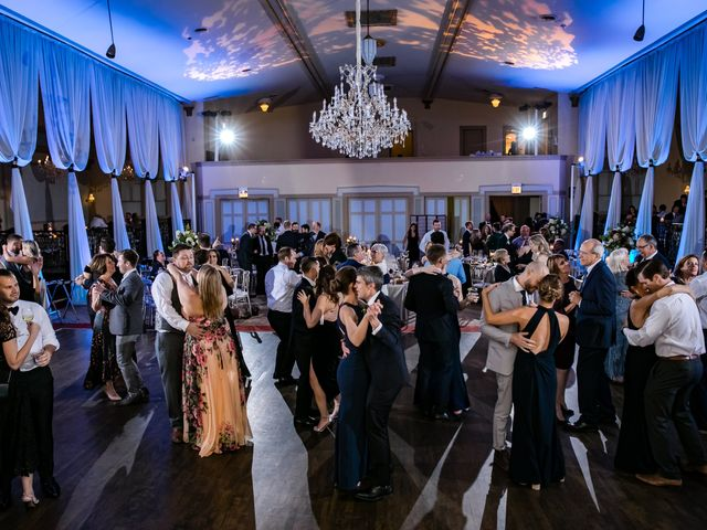 Drew and Michelle's Wedding in Chicago, Illinois 67