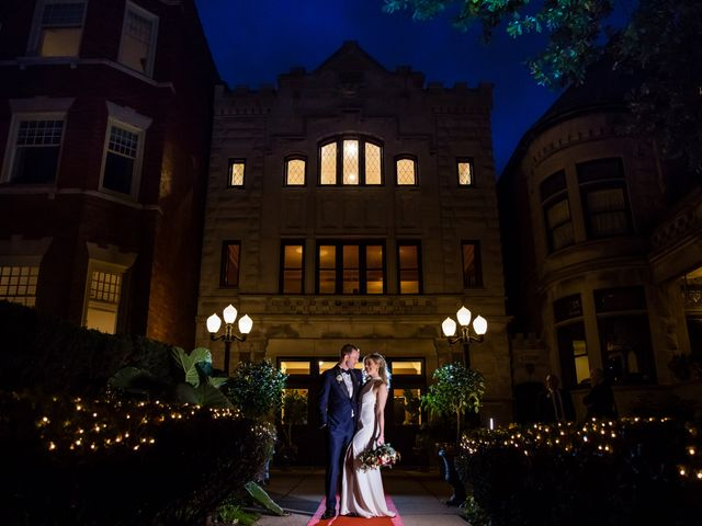 Drew and Michelle's Wedding in Chicago, Illinois 68