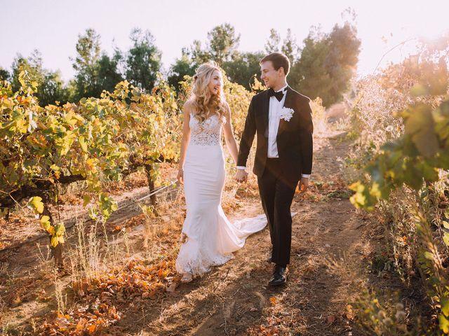 The wedding of Alexandra and Tucker