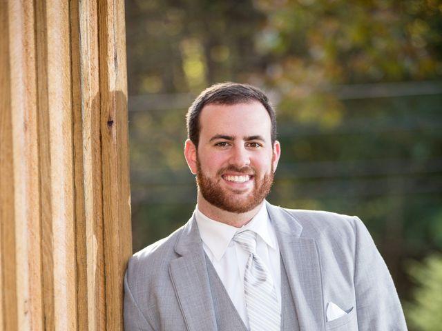 Morgan and Brett's Wedding in Ball Ground, Georgia 6