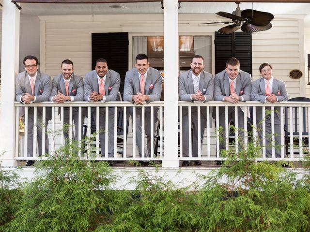 Morgan and Brett's Wedding in Ball Ground, Georgia 7
