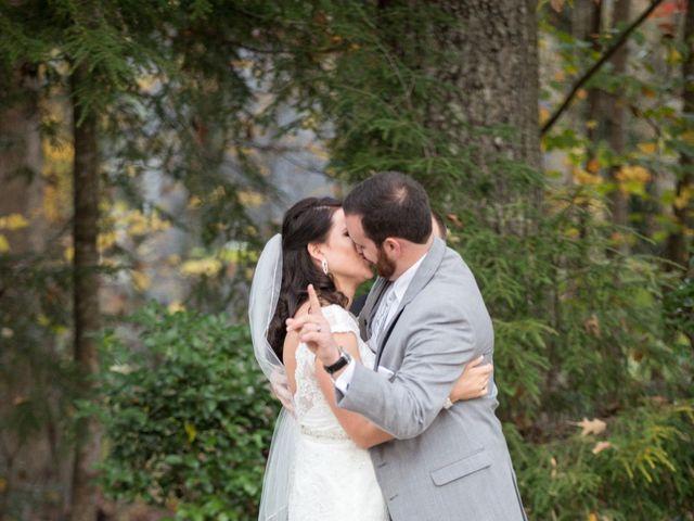 Morgan and Brett's Wedding in Ball Ground, Georgia 12