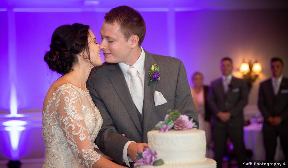 Ashley and Adam's Wedding in Buffalo, New York