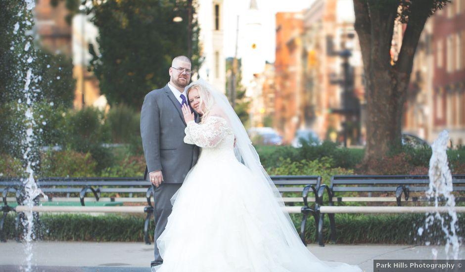 Nick and Sherrie's Wedding in Cincinnati, Ohio