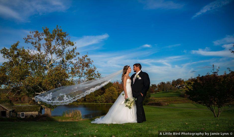 Jason and Mandolynn's Wedding in Elverson, Pennsylvania