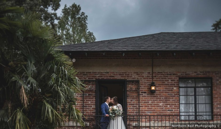 Lucas and Emily's Wedding in Columbia, South Carolina
