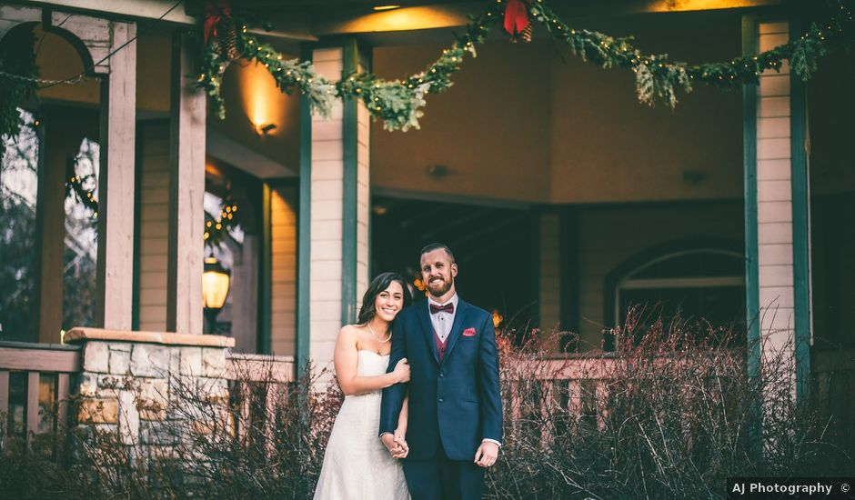 Jason and Crystal's Wedding in South Lake Tahoe, California