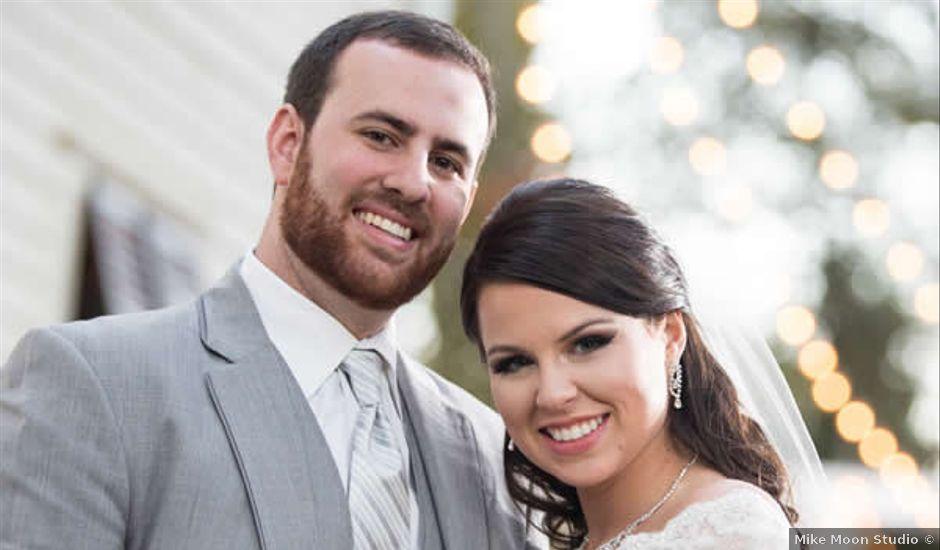 Morgan and Brett's Wedding in Ball Ground, Georgia