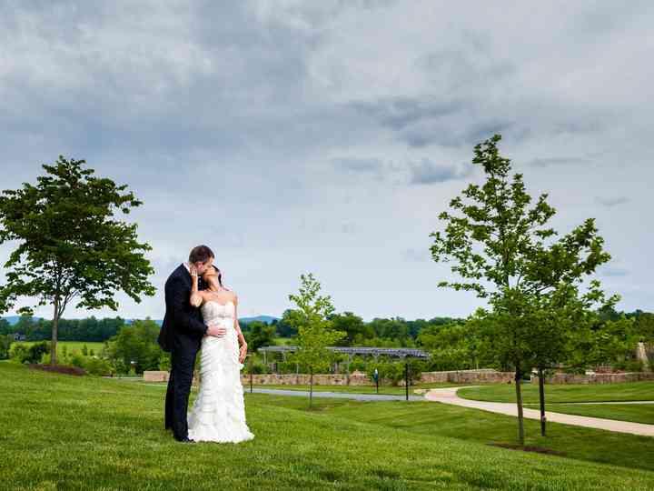 The wedding of Shawn and Sreeya