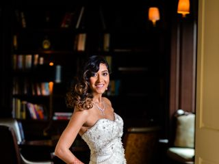 Sreeya and Shawn's Wedding in Middleburg, Virginia 5