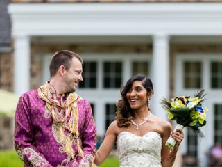 Sreeya and Shawn's Wedding in Middleburg, Virginia 7