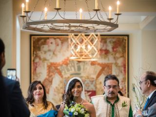 Sreeya and Shawn's Wedding in Middleburg, Virginia 10