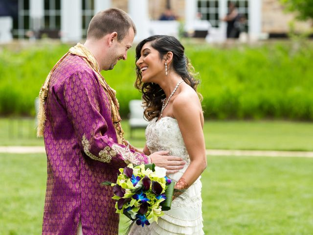 Sreeya and Shawn's Wedding in Middleburg, Virginia 8