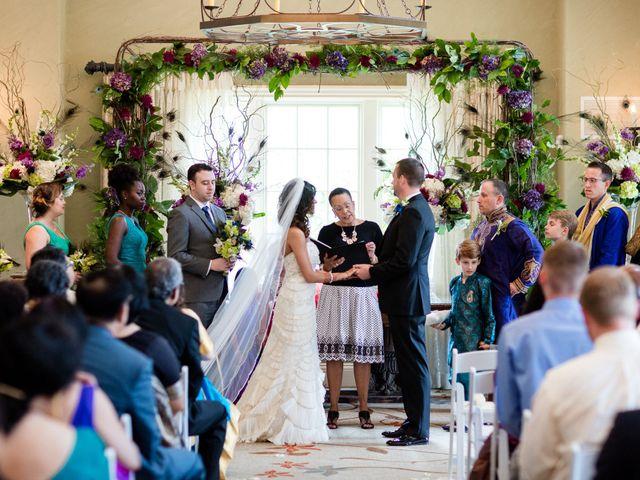 Sreeya and Shawn's Wedding in Middleburg, Virginia 11