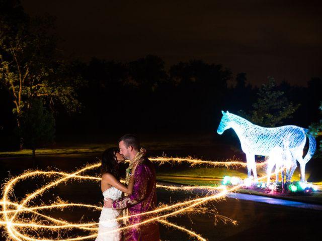 Sreeya and Shawn's Wedding in Middleburg, Virginia 21