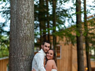The wedding of Damon and Hannah 1