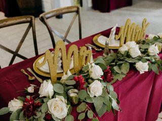 The wedding of Tanya and Jason 1