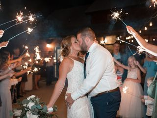 The wedding of Candice and David 2