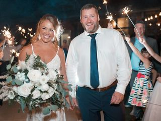 The wedding of Candice and David 3