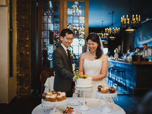 The wedding of Hyme and Jong