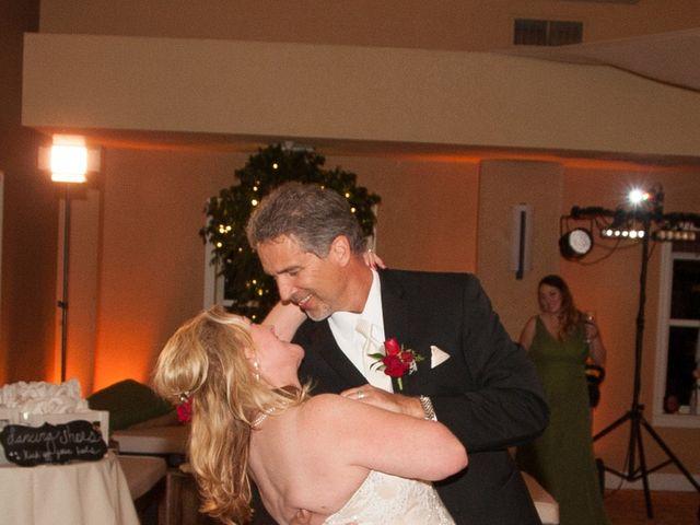 Charlie and Beth's Wedding in Santa Cruz, California 16