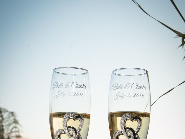 Charlie and Beth's Wedding in Santa Cruz, California 17