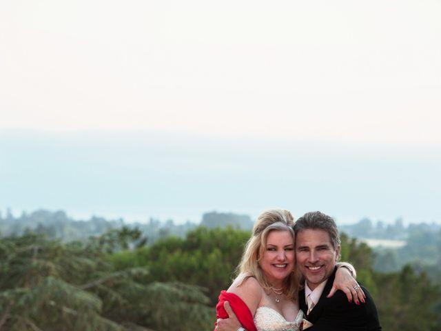 Charlie and Beth's Wedding in Santa Cruz, California 18
