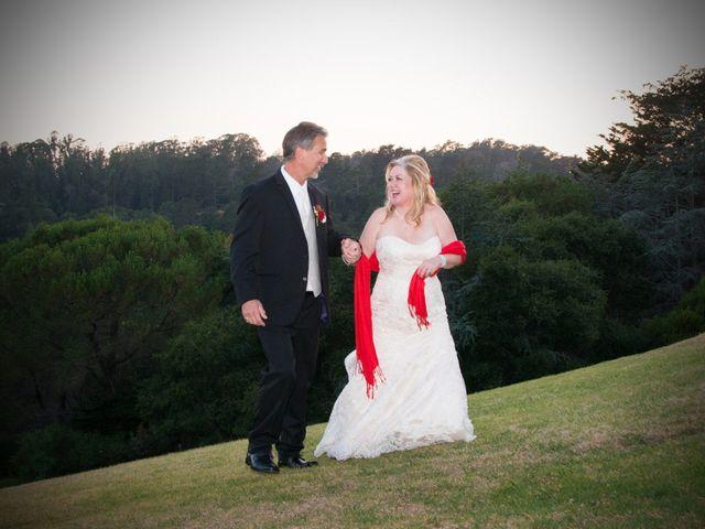 Charlie and Beth's Wedding in Santa Cruz, California 20