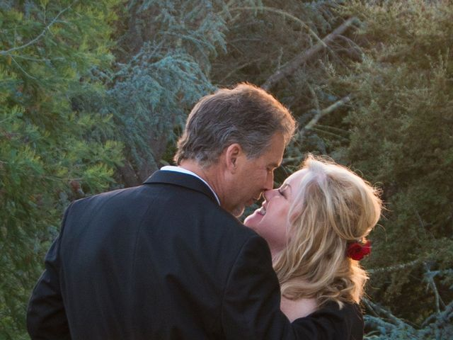 Charlie and Beth's Wedding in Santa Cruz, California 21