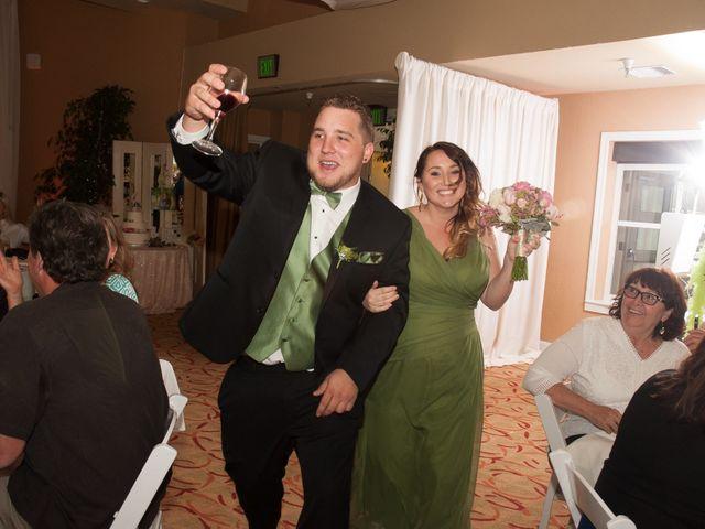 Charlie and Beth's Wedding in Santa Cruz, California 25