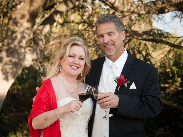 The wedding of Beth and Charlie