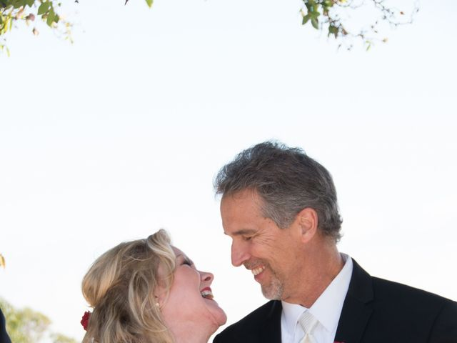 Charlie and Beth's Wedding in Santa Cruz, California 28