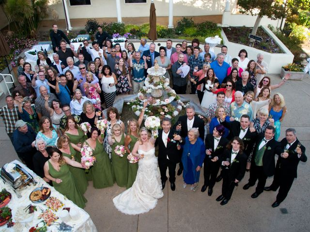 Charlie and Beth's Wedding in Santa Cruz, California 29