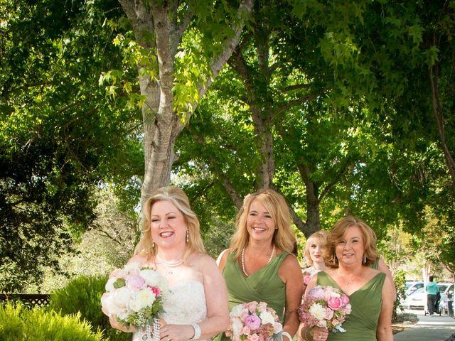 Charlie and Beth's Wedding in Santa Cruz, California 33