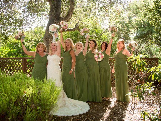 Charlie and Beth's Wedding in Santa Cruz, California 34