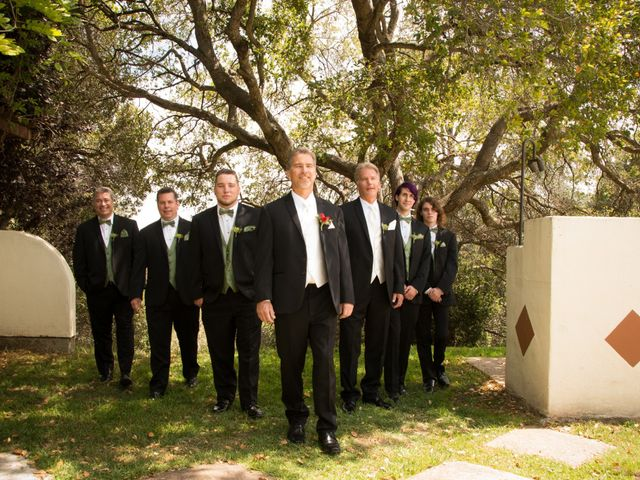 Charlie and Beth's Wedding in Santa Cruz, California 44